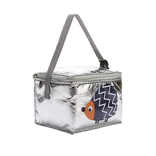 ONLY TOP Lunch Box, Insulated, Moisture Resistant, and Easy to Clean, Perfect for Kids or On-The-Go Parents