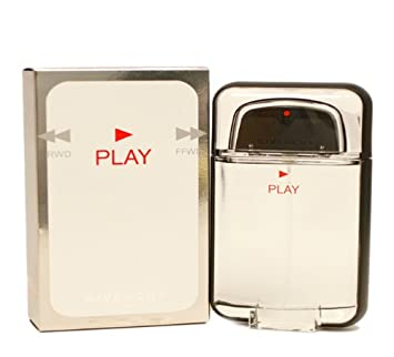Givenchy Play Eau de Toilette Spray for Men, 1.7 Ounce