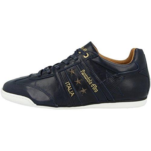 Pantofola d'Oro Herren Imola Funky Uomo Low Sneaker Blau (Dress Blues .29y)