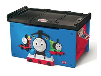 Admirable Little Tikes Thomas And Friends Toy Box Creativecarmelina Interior Chair Design Creativecarmelinacom