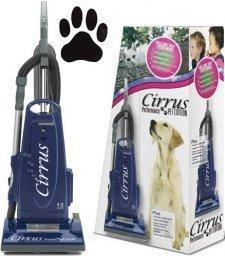 Cirrus Performance Pet Edition Upright Vacuum Cleaner Model