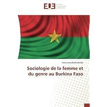Sociologie de la femme et du genre au Burkina Faso