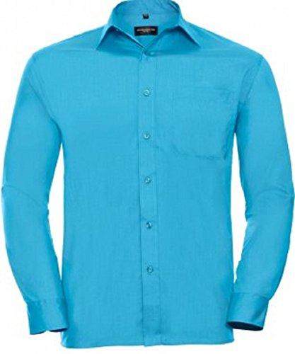 manga de turquesa larga Ltd vestir Camisa Absab hombre TxH8nqBU