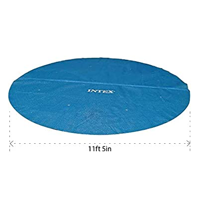 Intex Solar Cover for 18ft Diameter Easy Set and Frame Pools by Intex Recreation