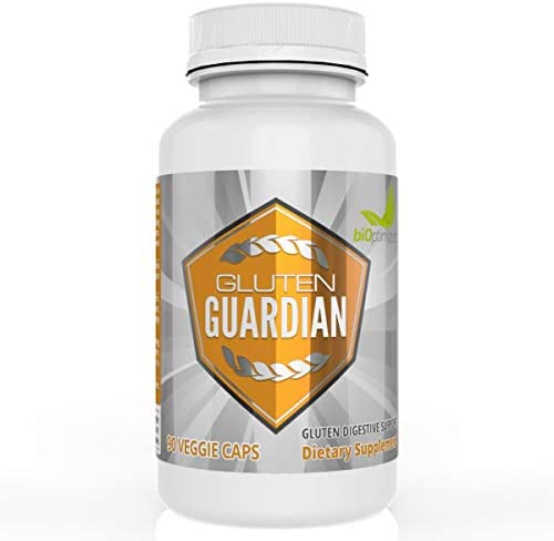 Gluten Guardian Artificial Ingredients Digestive product image