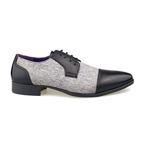 Schwarz Herren Footwear Grau London Stiefel wdxXtx1