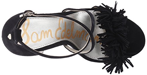 Sam Edelman Aisha - Tacones Mujer Negro