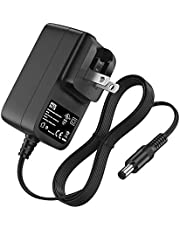 FITE ON UL Listed 9V AC Adapter Compatible with PT-D200 PTD200 PT-D200VP PT-D210 PTH110 PT-D200G PT-1280 PT-1290 Power Adapter Charger