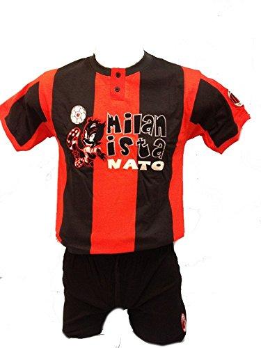Pull Sport A c Milan Noir De Garçon xqwAaA0FE
