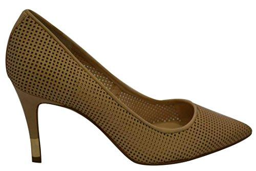 Guess-Baily zapato Amarillo - crema