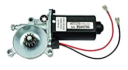 Lippert Components 266149 Solera Black Power Awning Replacement Motor