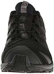 Salomon Men\'s XA Pro 3D Gtx Trail Runner, Black/Black/Magnet, 12 D US