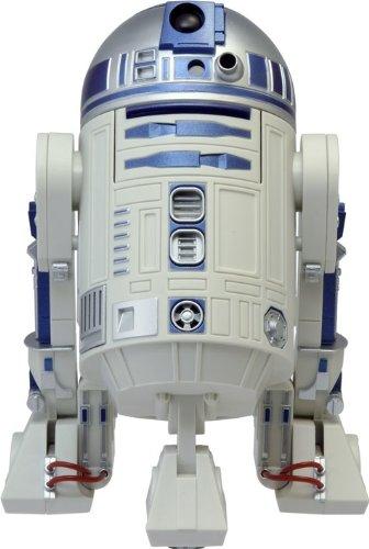 STAR WARS R2-D2 Action Alarm Clock