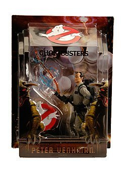 Ghostbusters Mattel Exclusive 6 Inch Action Figure Peter Venkman with Proton Stream ()