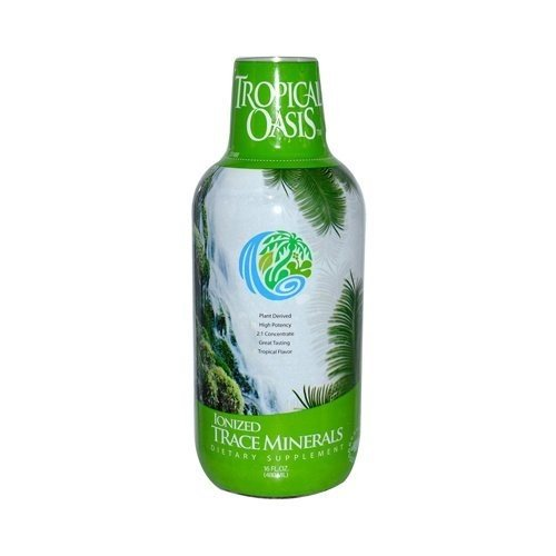 TROPICAL OASIS IONIZED TRACE MINERALS, 16 FZ