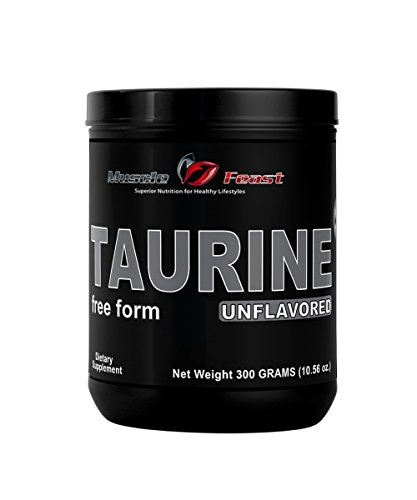 L Taurine Powder Grams 10 5 Ounces product image