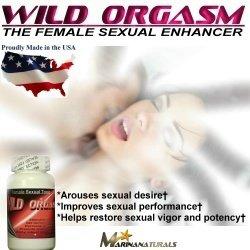 ORGASME WILD sexuelle naturelle enhancer-libido féminine booster sexuelle excitation-Vigor-amélioration augmentation femmes performances, le dynamisme et l'énergie