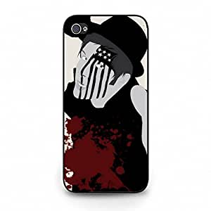 Gentle Francis Underwood House Of Cards Phone Case Cover for Iphone 5 5s TV Series Original