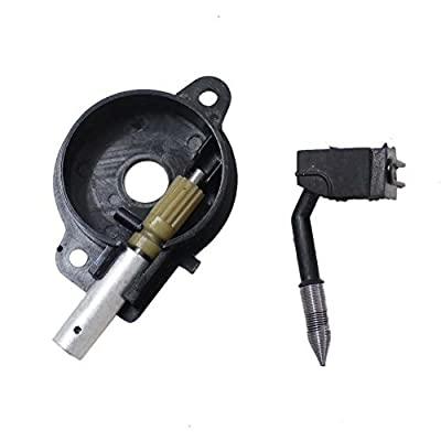 PODOY New Oil Pump fit for Husqvarna Chainsaw 36 41 136 137 141 142 Chainsaws Replace 545 03 68-01, Model: , Home/Garden & Outdoor Store