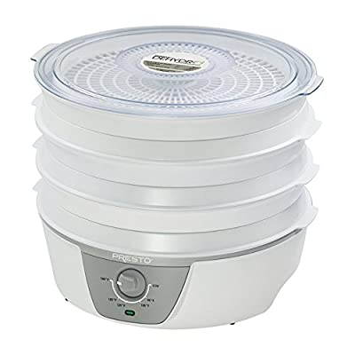 Presto 06302 Dehydro Electric Food Dehydrator
