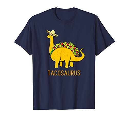 Tacosaurus Cinco de Mayo Shirt Funny Taco Dinosaur Gift