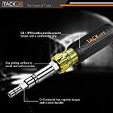 TACKLIFE Nut Driver Set, 7-in-1 Heavy Duty HVAC
