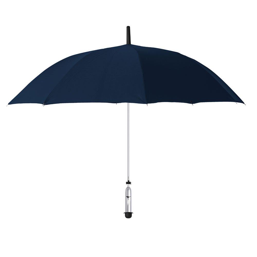 OPUS ONE(オーパスワン) 新しい天気情報を提供するスマート傘 JONAS Blue ネイビーブルー OP002 B01J9YMPUA ブルー ブルー