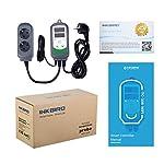 41zaI4810gL. SS150  - Inkbird ITC-308 Wlan Thermostat,Heizen Kühlen Steckdose Temperaturregler Fernsteuerung per App -