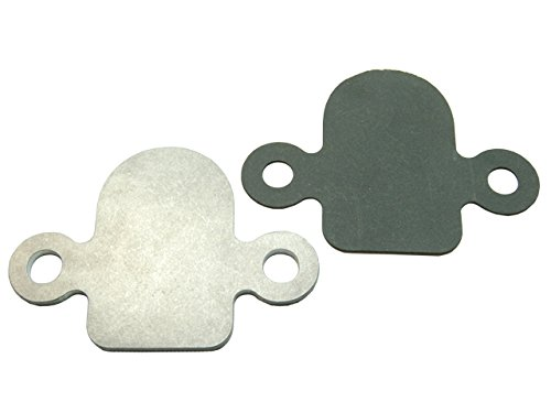 Accord and Prelude F22 H23 EGR Block Off Plate with Gasket for Your H22 LZM 1004-012-1