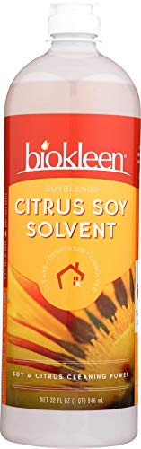 Biokleen Kitchen & Bath Soy Cream Cleaner, Micro-Scrubbers Clean, Shine, & Protect, Ceramic Stove Tops and Chrome, Eco-Friendly, Non-Toxic, Plant-Based, 32 Ounces (Pack of 12)