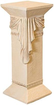 Flores columna decorativa (columna florero columna Altura: 80 cm ...