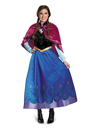 Women's Anna Traveling Prestige Adult Costume