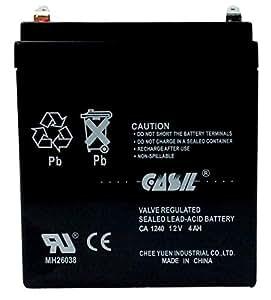 Casil CA1240 - Batería Recargable para Adi Ademco 467, ADT ...