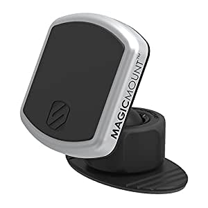 SCOSCHE MPDB MagicMount Pro Universal Magnetic Mount Holder for Mobile Devices in Frustration Free Packaging, Black