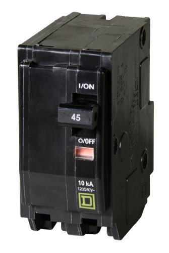 Square D by Schneider Electric QO245CP QO 45-Amp Two-Pole Circuit Breaker by Square D by Schneider Electric (Image #3)