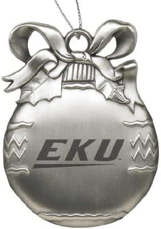 Pewter Gift Package Ornament University of Kentucky