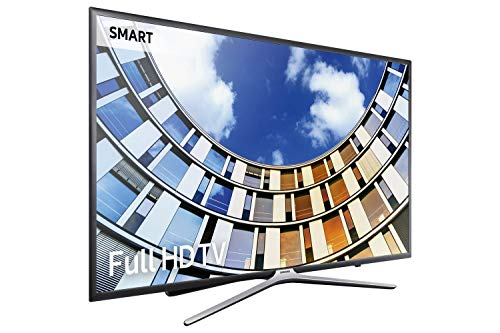 Samsung UE32M5520 32-Inch Full HD Smart TV - Dark Titan (2018 Model)...