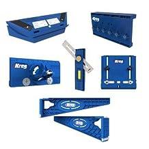 Cabinet maker and crown jig kit - Kreg KHI-SP16 by Kreg