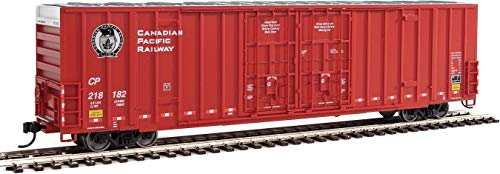 Walthers HO Scale 60' High Cube Box Car Canadian Pacific/CP Rail(Beaver) #218182 ()