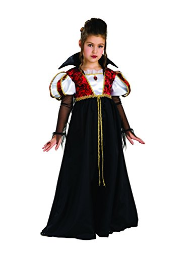 Child Costume Vampire Princess (Royal Vampira Costume)