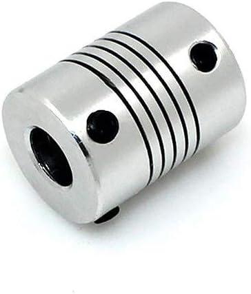 Motor de paso a paso duradero ajustado tornillo sin fin de metal ...