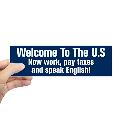 Impeach Obama Bumper Sticker (CafePress - Anti Obama Sticker (Bumper) - 10