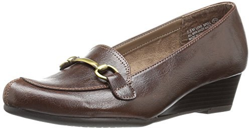 Aerosoles A2 Women's Love Spell Slip-On Loafer, Brown, Size 7.5