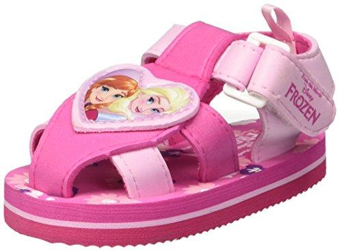 Disney S19485z/Az, Chanclas Para Niñas Rosa