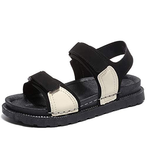 Velcro Coolcept Comfort Sandalias Mujer Beige Plano vwI0IxHTq