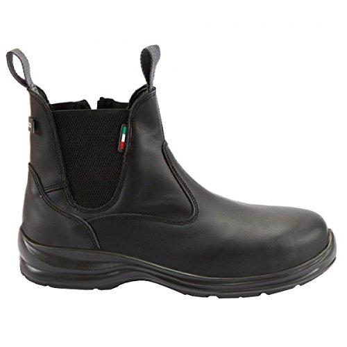 46 Noir botte de Taille S3 93L17C46 Giasco cheville Farrier Glissement 8WZTz
