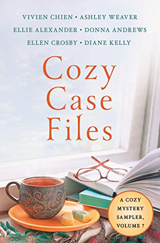 Cozy Case Files, A Cozy Mystery Sampler, Volume 7