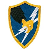 US Army Security Agency ASA Class A Patch