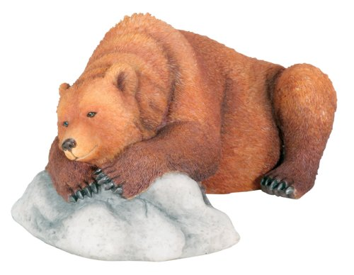 YTC Summit Grizzly Sleeping Figurine product image