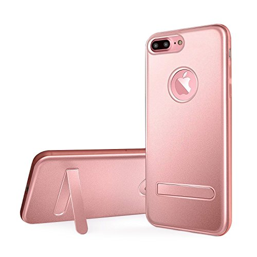 iPhone iVAPO Kickstand Protective Case Rose